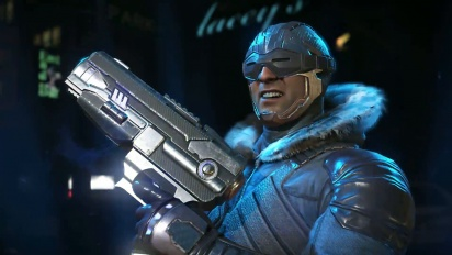 Injustice 2 - Introducing Captain Cold