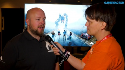 GRTV pratar med Avalanche om Generation Zero