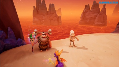 GRTV flossar i Spyro: Reignited Trilogy