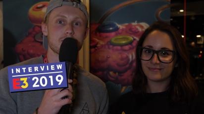 Bloodroots - Geneviève St-Onge Interview