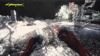 Cyberpunk 2077 - Stadia Gamescom Trailer