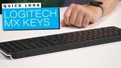 GRTV smeker de nysläppta Logitech MX Keys