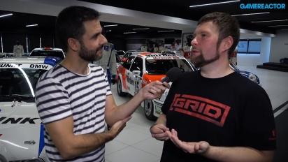 GRTV pratar med Codemasters om Grid