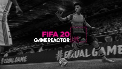 GRTV mosar lite skinnsäck i FIFA 20