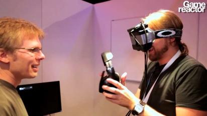 E3 12: John Carmack's VR Visor-presentation
