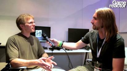 E3 12: John Carmack-intervju