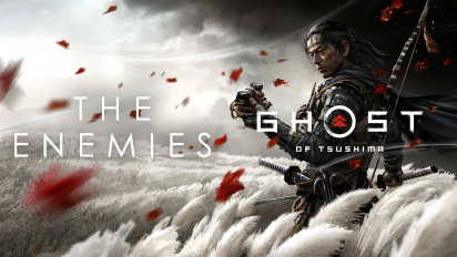Ghost of Tsushima - The Enemies (Sponsored)
