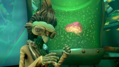 Psychonauts 2 - Official Gameplay Trailer