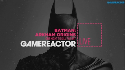 Batman: Arkham Origins, Flower & Battlefield 4 - Livestream Replay