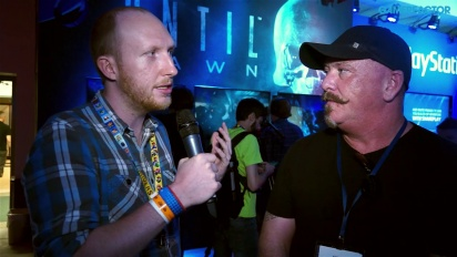 Until Dawn - E3-intervju