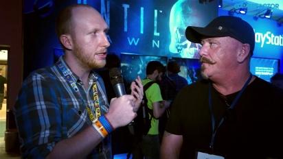 Until Dawn - E3-intervju