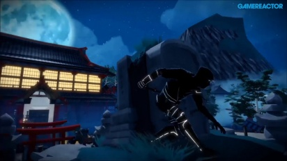 Aragami: Out of the Shadows - David León-intervju