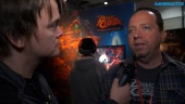 Battle Chasers: Nightwar - Vi pratar med Chris Brooks