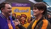 The Escapists 2 - Intervju med Adam Findlay