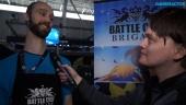 Battle Chef Brigade - Vi pratar med Tom Eastman