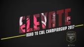 CWL Championship Orlando - Elevates förberedelser