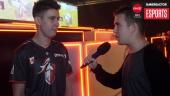 Vi pratar med H1Z1-spelaren Kandivan under Dreamhack