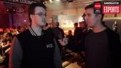 Vi pratar med H1Z1-spelaren Chipzy under Dreamhack Winter