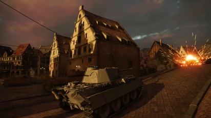 World of Tanks - War Stories: Spoils of War - Announcement Trailer