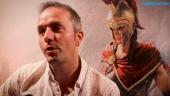GRTV intervjuar teamet bakom Assassin's Creed Odyssey