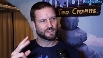GRTV pratar med studion bakom Kingdom: Two Crowns