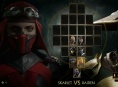Mortal Kombat 11 - Skarlet vs. Raiden Reveal Event Gameplay