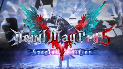 Devil May Cry 5: Special Edition - Announcement