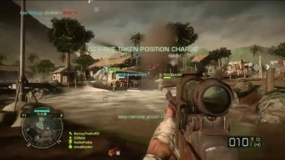 Battlefield: Bad Company 2 Vietnam - Gameplay Trailer 2