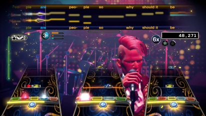 New Rock Band 4 tracks available Oct 27