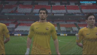FIFA 16 Match of the Week - Week 15 (Atlético vs. Barcelona)