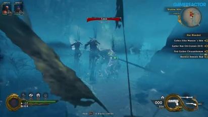 Shadow Warrior 2 - E3 Co-op Demo-gameplay