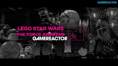 Lego Star Wars: The Force Awakens - Livestream-repris