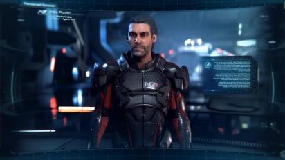 Mass Effect: Andromeda - Meet the Crew Trailer