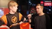 Vi pratar med H1Z1-spelaren OliverGC under Dreamhack