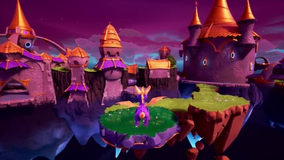 Spyro Reignited Trilogy - All Scaled Up Reveal Trailer