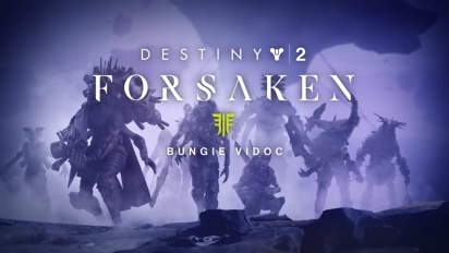 Destiny 2: Forsaken - Official Reveal
