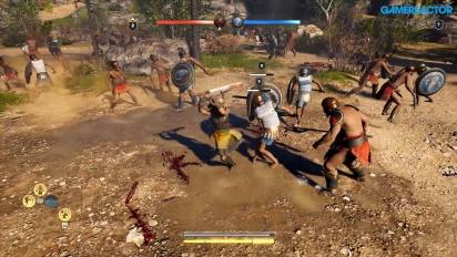 GRTV klämmer lite på Assassin's Creed Odyssey