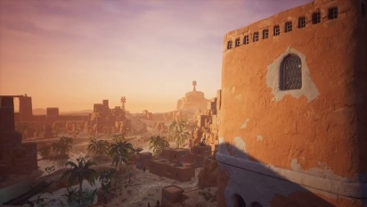 Conan Exiles - The Warmaker's Sanctuary Trailer