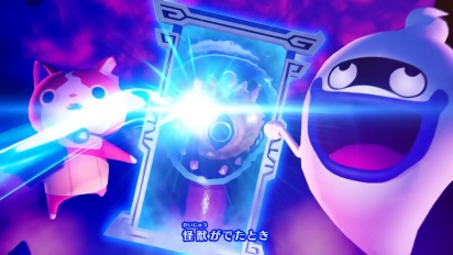 Yo-kai Watch 4++ - Opening Movie