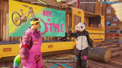 Riders Republic - First 8 minutes - Gameplay