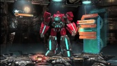 Transformers: Fall of Cybertron - Multiplayer Behind the Scenes Trailer
