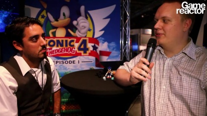 Sonic Colours interview