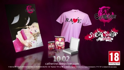 Catherine - Stray Sheep Edition Unboxing