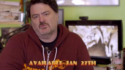Grim Fandango - Pre-Order Grim Fandango at Gog.com Trailer