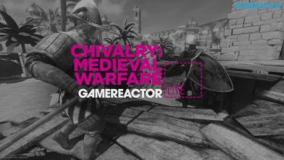 Vi spelar Chivalry: Medieval Warfare