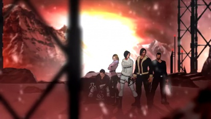 Fear Effect Sedna - Kickstarter Video