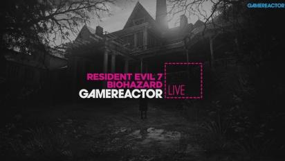 Vi spelar Resident Evil 7: Biohazard