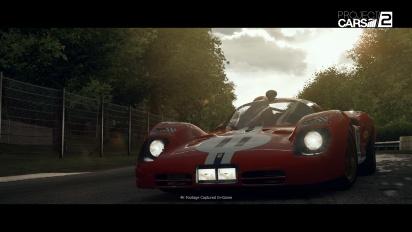 Project Cars 2 - Spirit of Le Mans Trailer