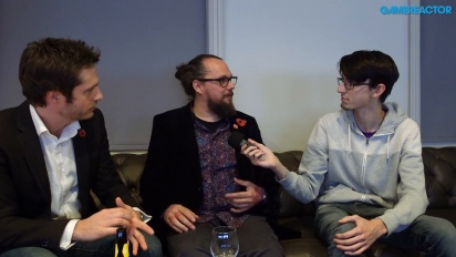 GRTV pratar med teamet bakom 11-11: Memories Retold