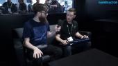 GRTV klämmer lite på Razer Turret